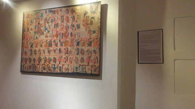 کهن ترین آثار مکزیک در موزه ایران باستان