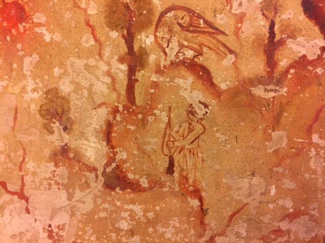 تصویری دیگر از اتاق نقاشی