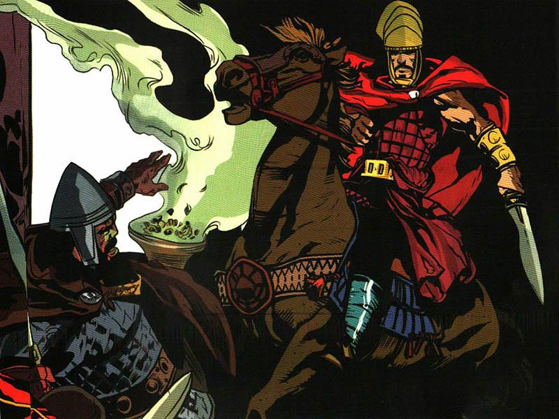 هوخشتره، پادشاه قدرتمند ماد موفق شد انتقام صدها سالهی اقوام مختلف دنیای باستان را از آشوریان بگیرد.