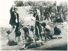 آزار و اذیت ارامنه توسط عثمانی ها