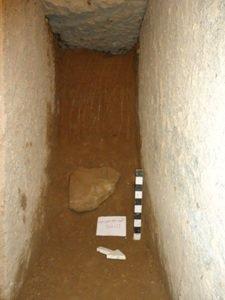 آبراهه جدید کشف شده در تختجمشید ۱۳۹۶