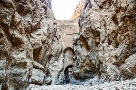 دره آبگرم مرتضی علی در طبس