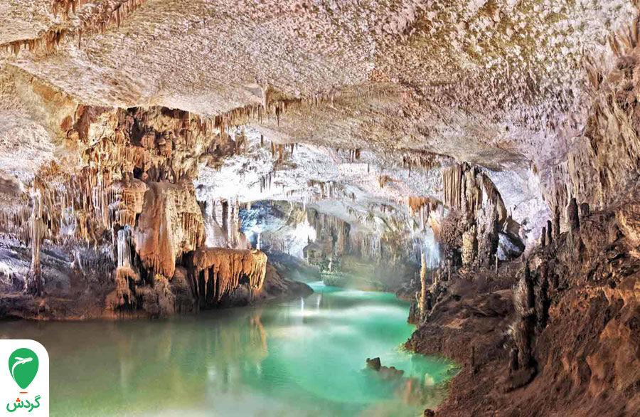 غار جعیتا لبنان