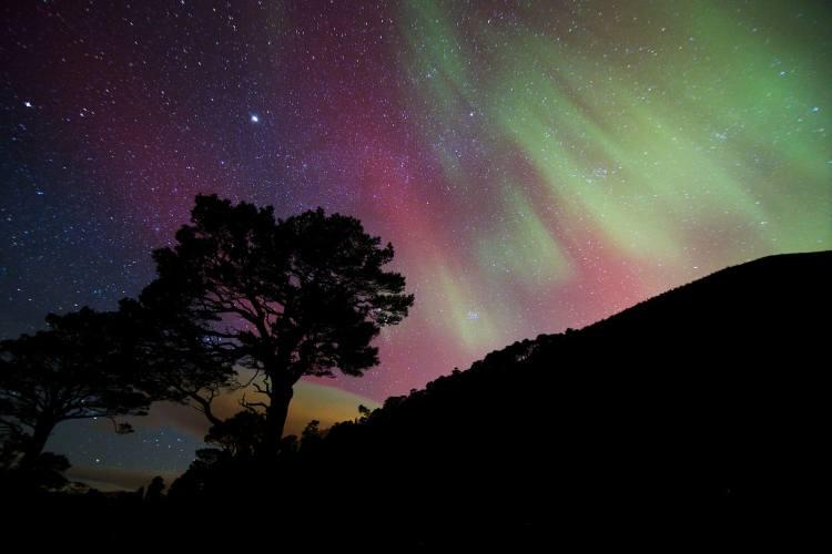 هشت جای فوق العاده دنیا برای رصد شفق قطبی (اسکاتلند)