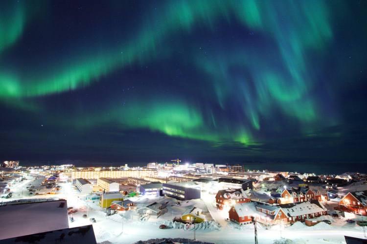 هشت جای فوق العاده دنیا برای رصد شفق قطبی (روسیه)