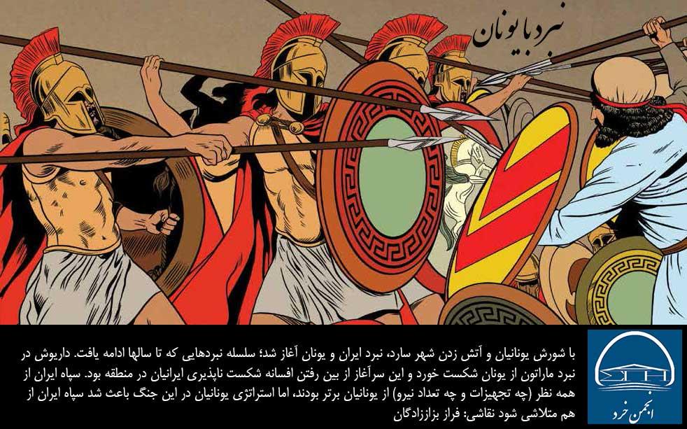 نبرد با يونان