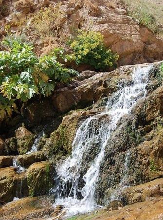 آبشار پیرسقا قرهآقاج