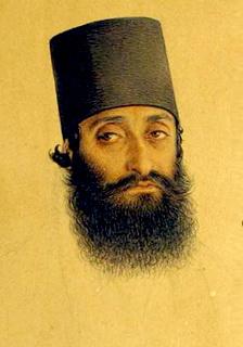 ابوالحسن خان غفاری(خود صنیع الملک)
