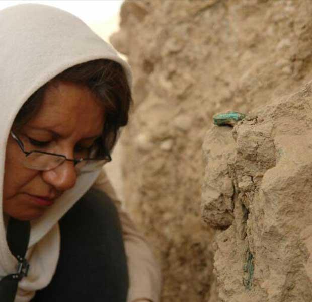 آرمان شیشهگر باستانشناس