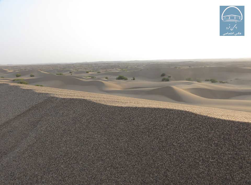 تپههای شنی کویر مصر