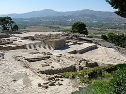 قصر فایستوس